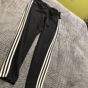 Adidas track pants!